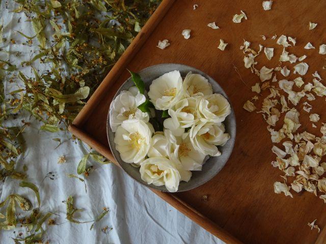 bol de fleurs